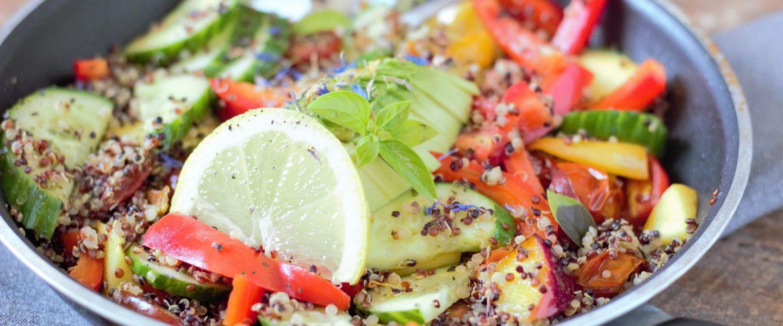 Cómo preparar la Quinoa: 4 Recetas deliciosas con Quinoa