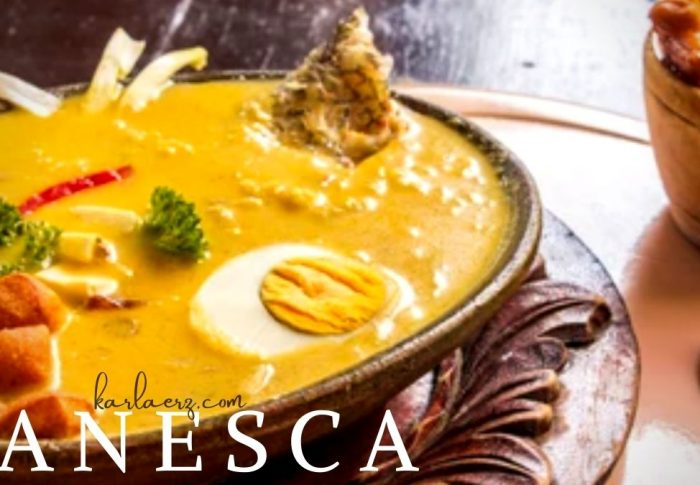 FANESCA RECIPE, TYPICAL DISH FOR HOLY WEEK or Easter